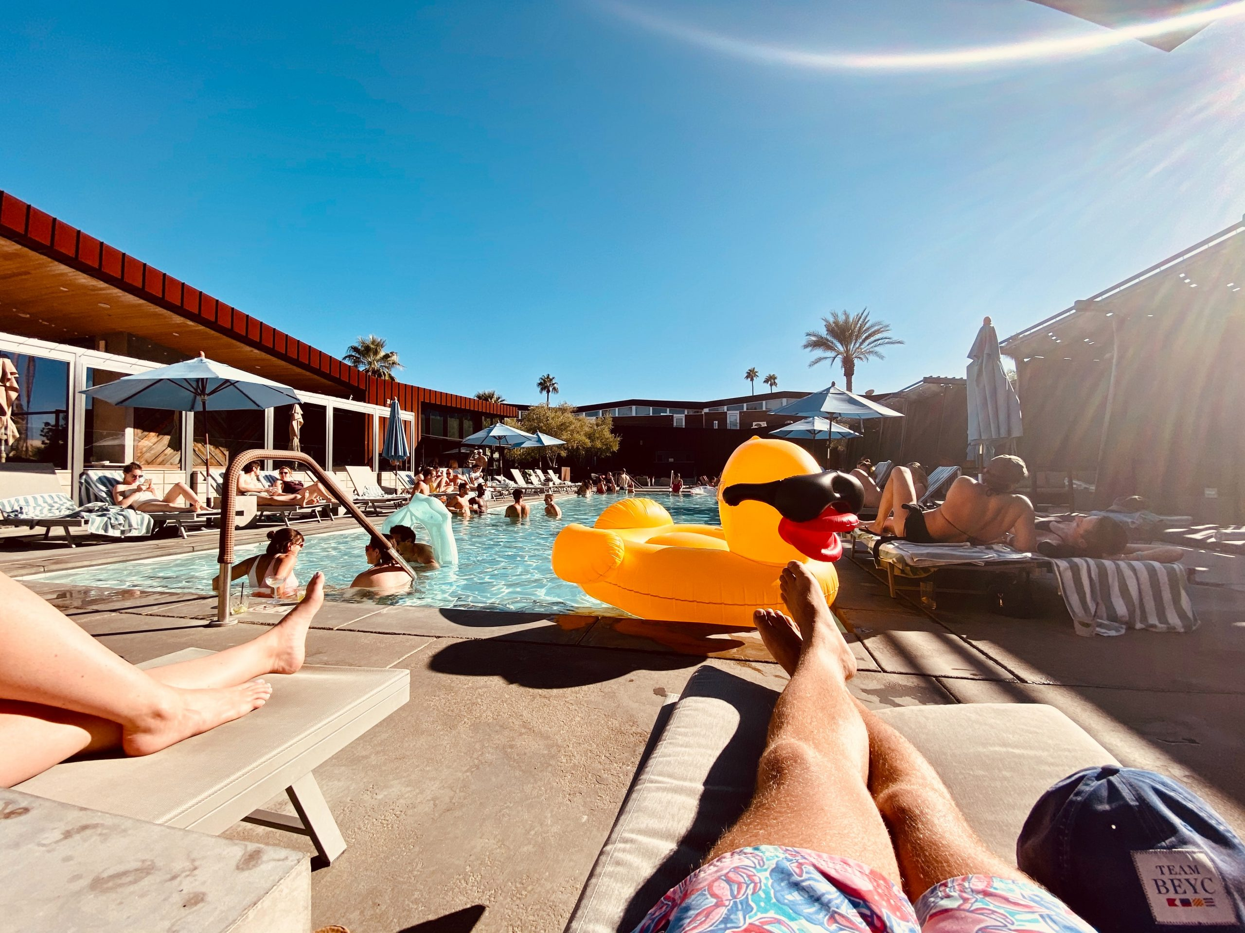 5 Tips to Clean Your Pool After a Pool Party